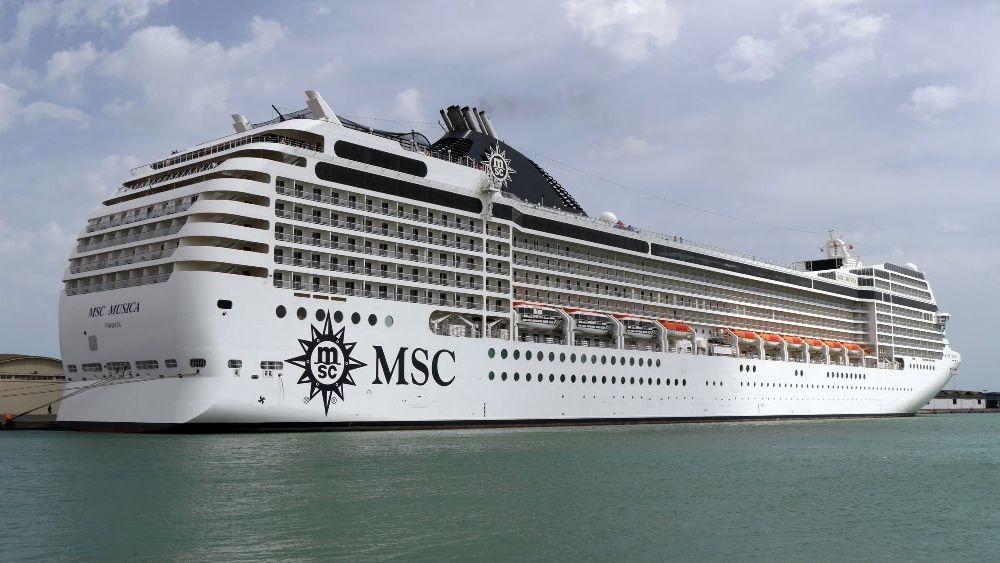 Crociere Nel 2017 Brindisi Porto Di Partenza Con La Msc