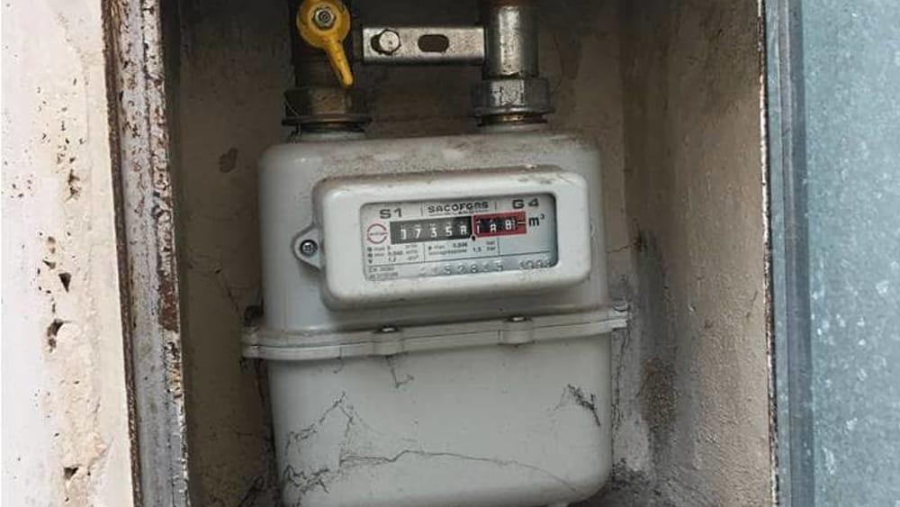 Furto di gas metano da 1500 euro denunciata una donna for Armadio contatore gas
