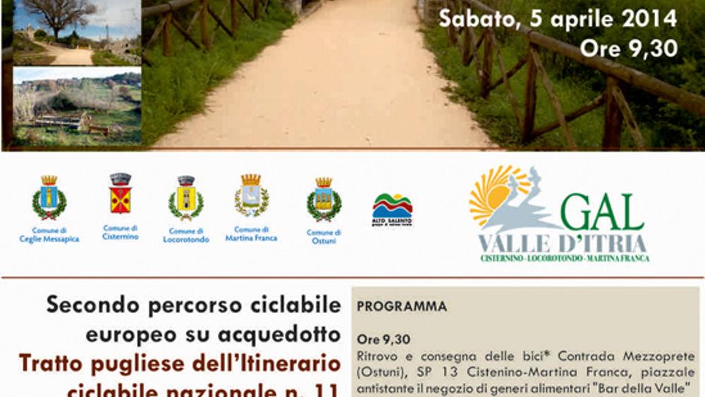 Villa Castelli Ciclovia Acqua