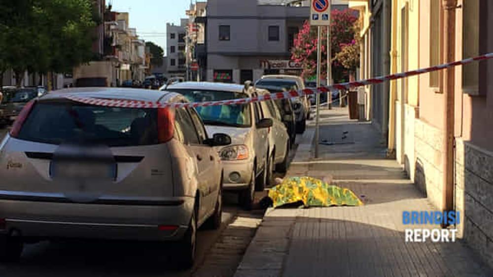 20d59bcfbb BRINDISI – Nella serata di oggi l'autopsia sul corpo di Giovanni Ciccarone,  50 anni, di Ostuni, colpito a morte nel conflitto a fuoco tra banditi e  agenti ...