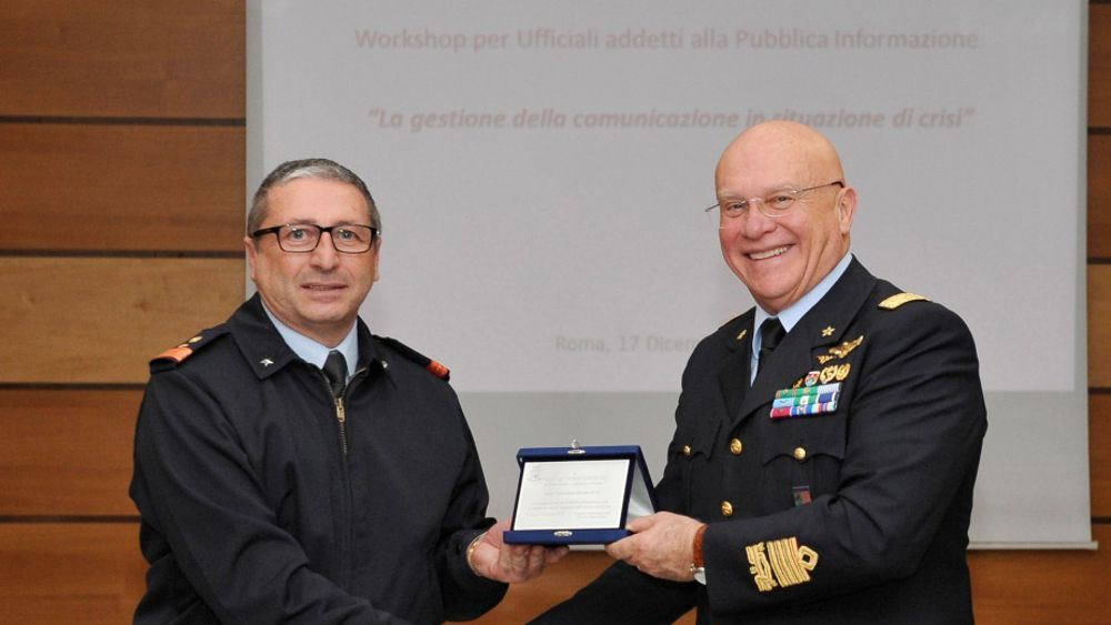 Ufficio Generale Per La Comunicazione Aeronautica Militare : Accordo tra aeronautica militare e museo piana delle orme