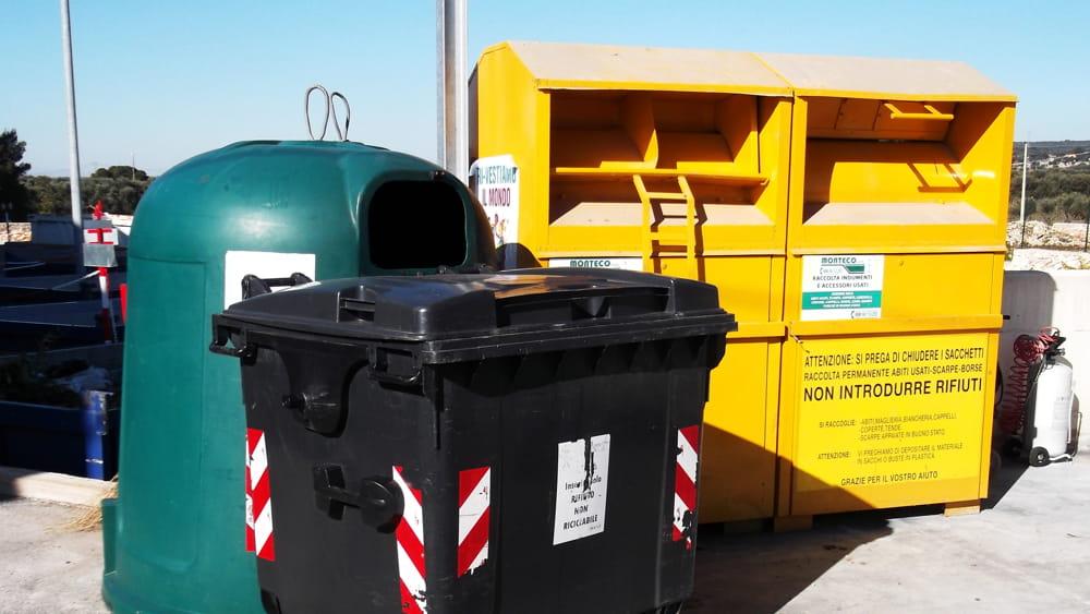 Nuove linee guida sul conferimento rifiuti grazie al for Conferimento rifiuti